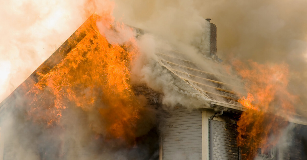 Professional Fire Damage Restoration in Chetek, WI