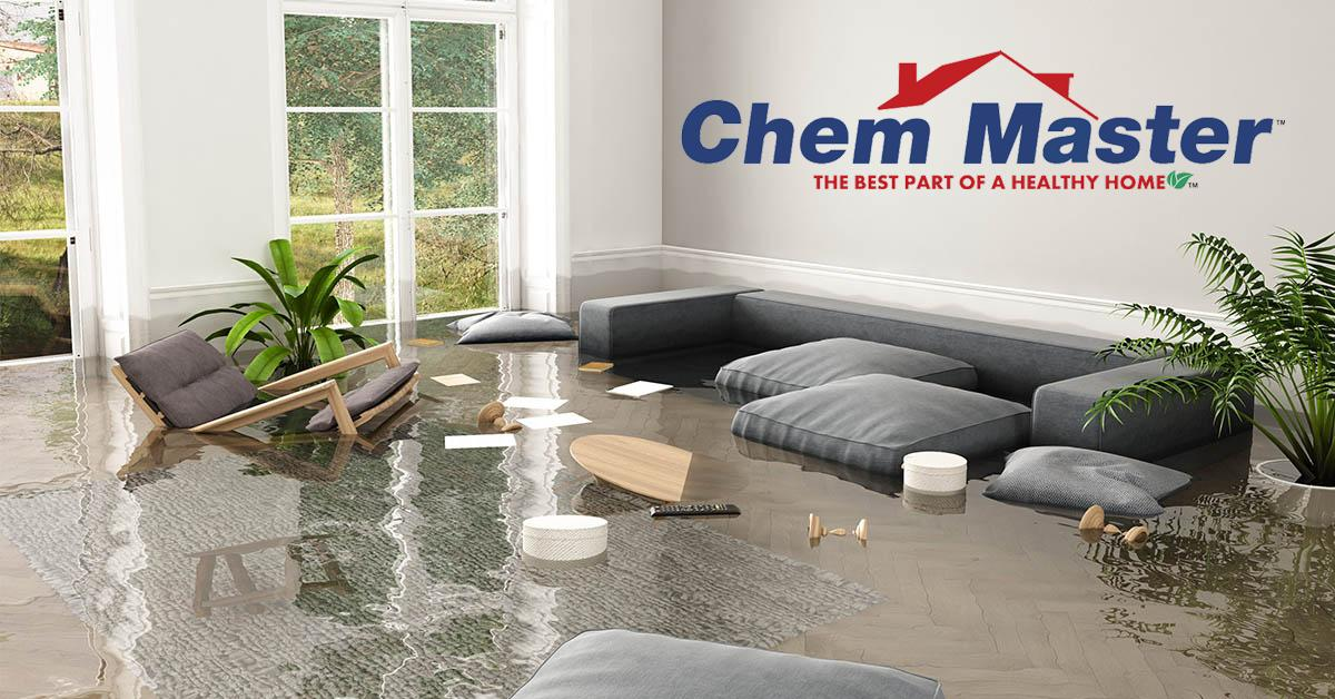Professional Water Damage Restoration in Fall Creek, WI