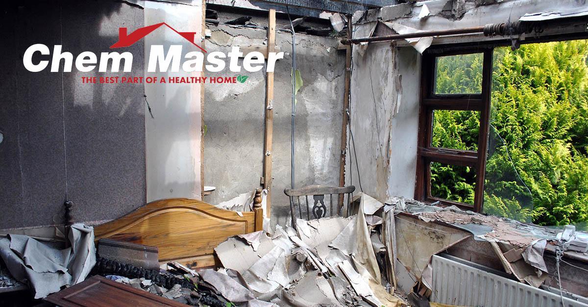 Certified Fire Damage Removal in Chetek, WI