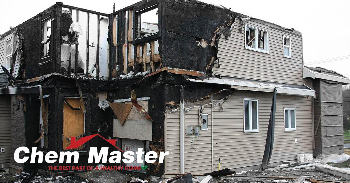 Certified Fire Damage Removal in Durand, WI