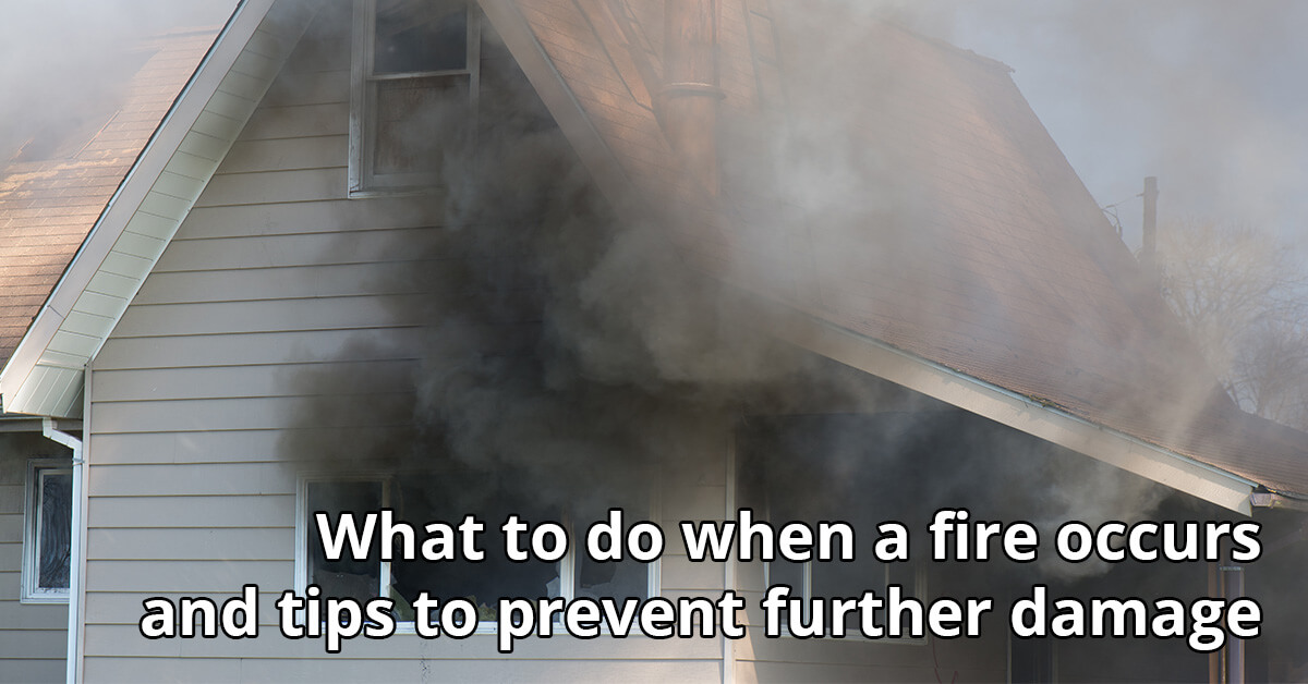 Fire and Smoke Damage Repair Tips in Cadott, WI