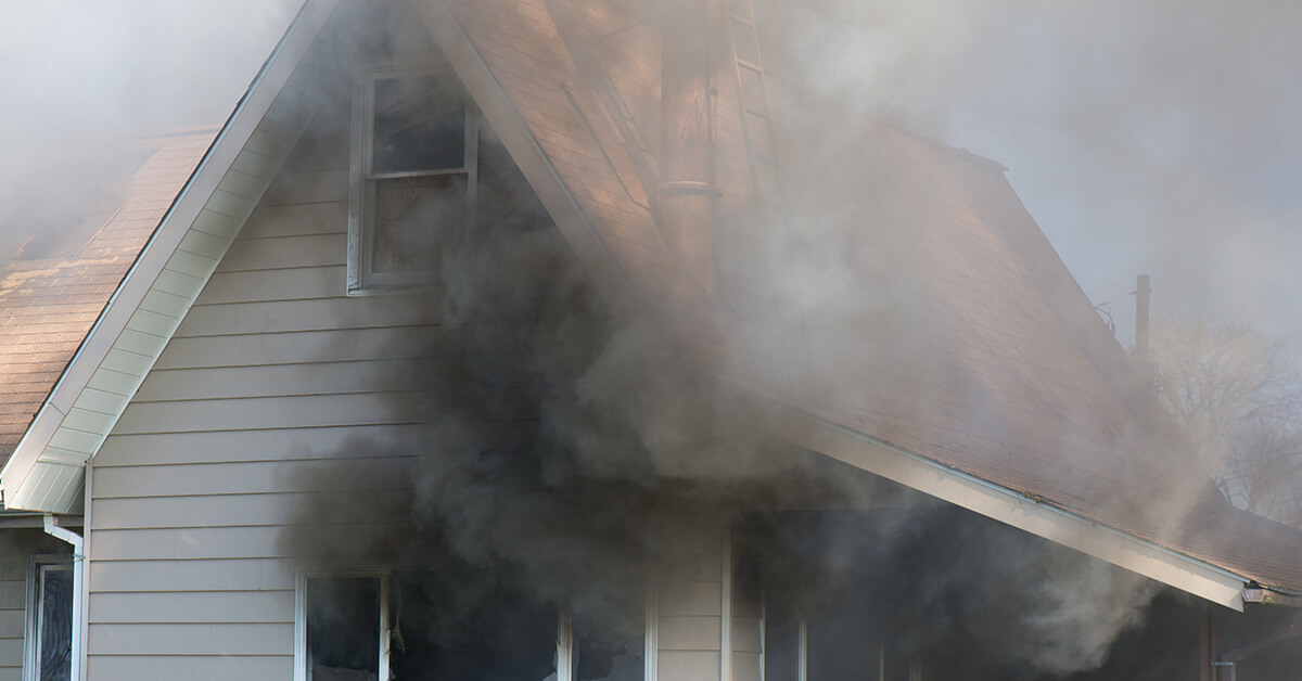 Professional Fire Damage Repair in Thorp, WI