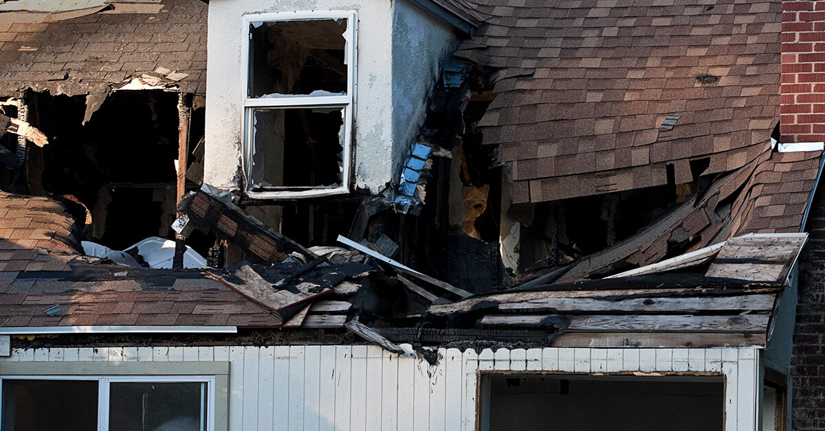 Professional Fire and Smoke Damage Restoration in Altoona, WI