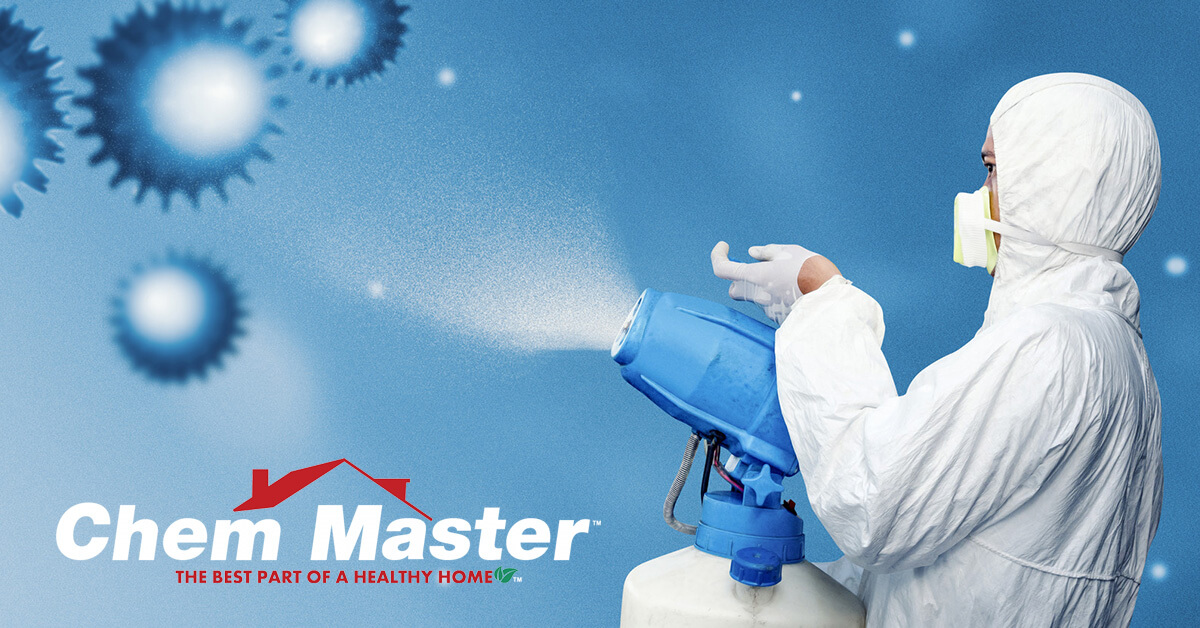 Commercial COVID-19 Cleaning Services in Chippewa Falls, WI