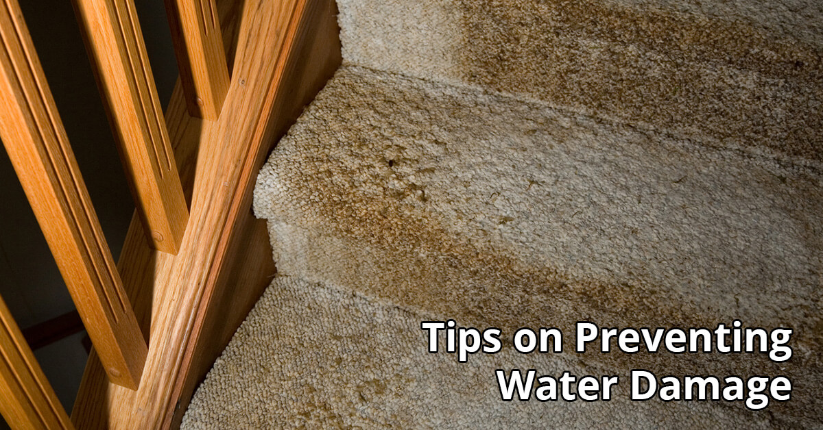Water Damage Tips in Durand, WI
