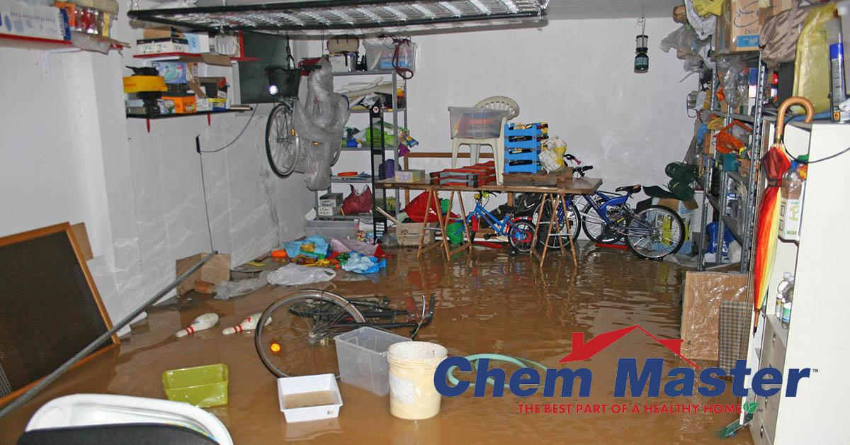 Professional Flood Damage Cleanup in Fall Creek, WI