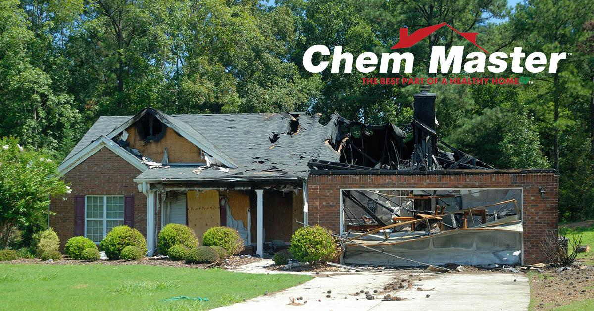 Professional Fire Damage Restoration in Rice Lake, WI