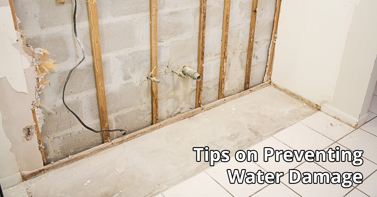 Water Damage Mitigation Tips in Stanely, WI