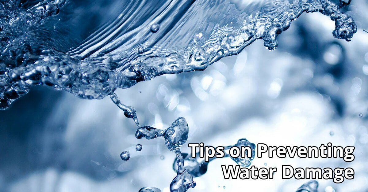 Water Damage Tips in Altoona, WI