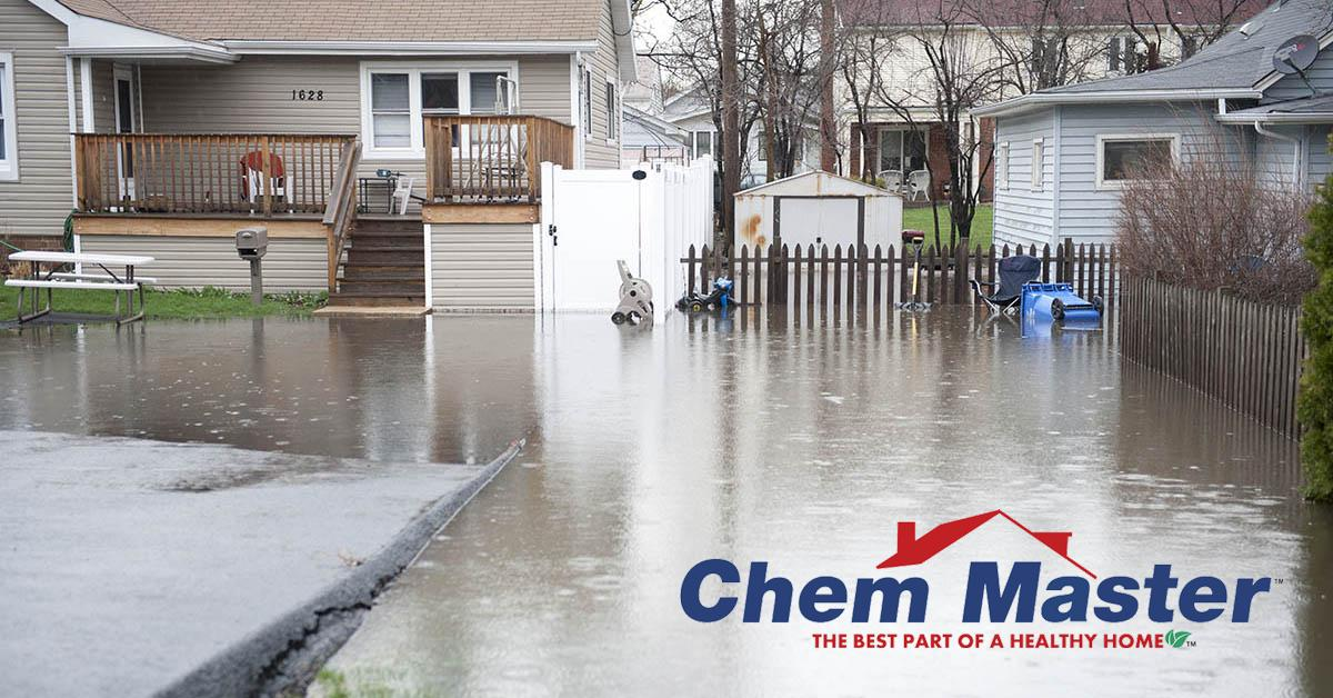 Certified Water Damage Restoration in Stanely, WI
