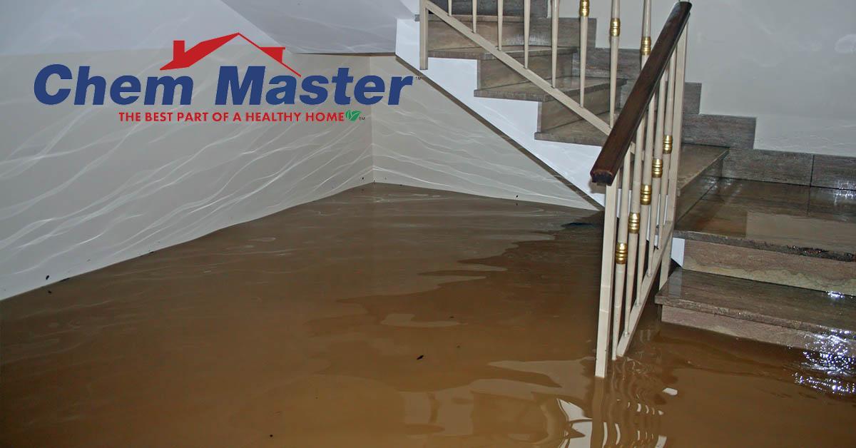 Certified Water Damage Restoration in Rice Lake, WI