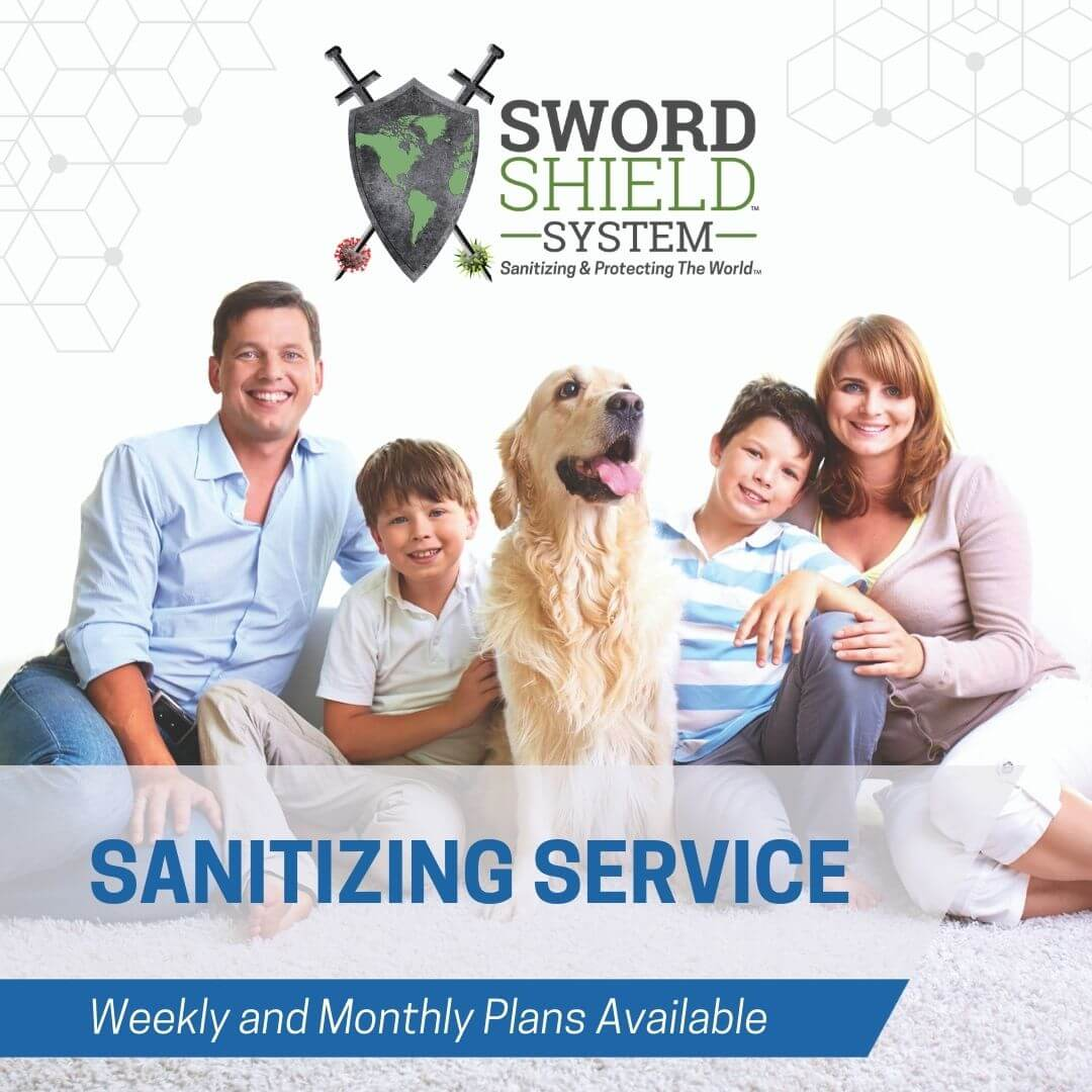 Commercial COVID-19 Sanitizing Services in Elk Mound, WI