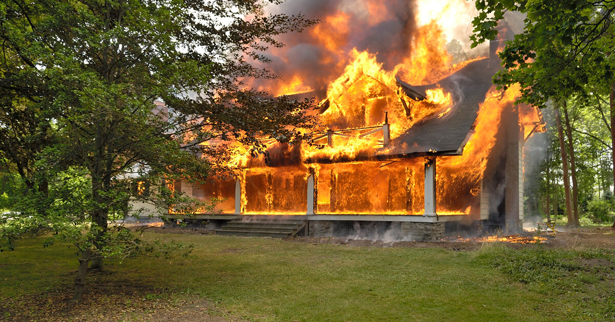 Professional Fire Damage Repair in Cadott, WI
