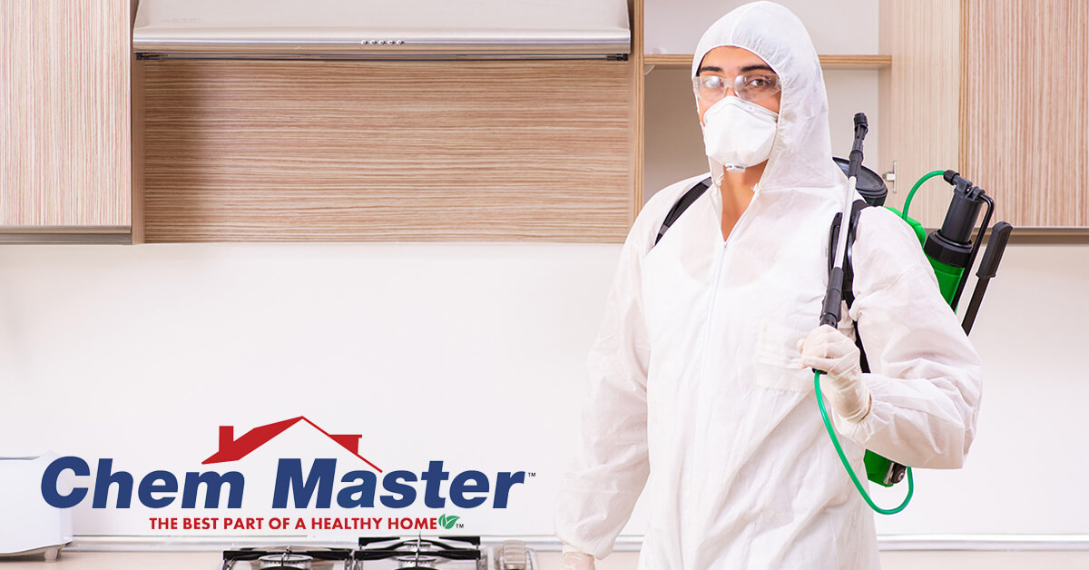 Commercial COVID-19 Disinfecting Services in Chippewa Falls, WI