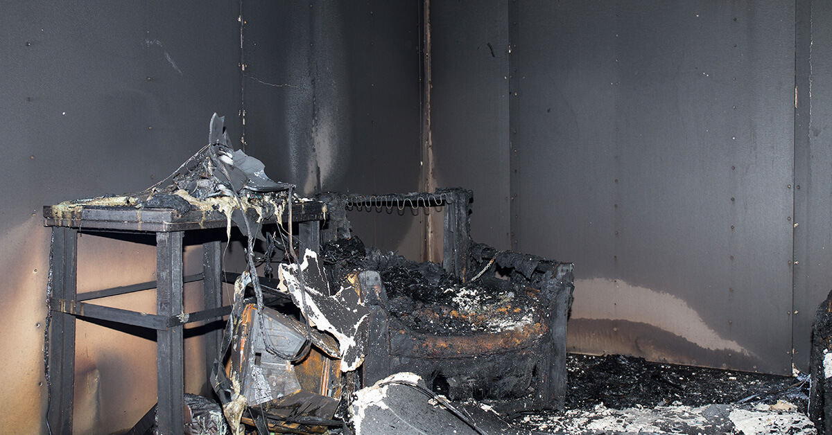 Professional Fire and Smoke Damage Restoration in Stanely, WI