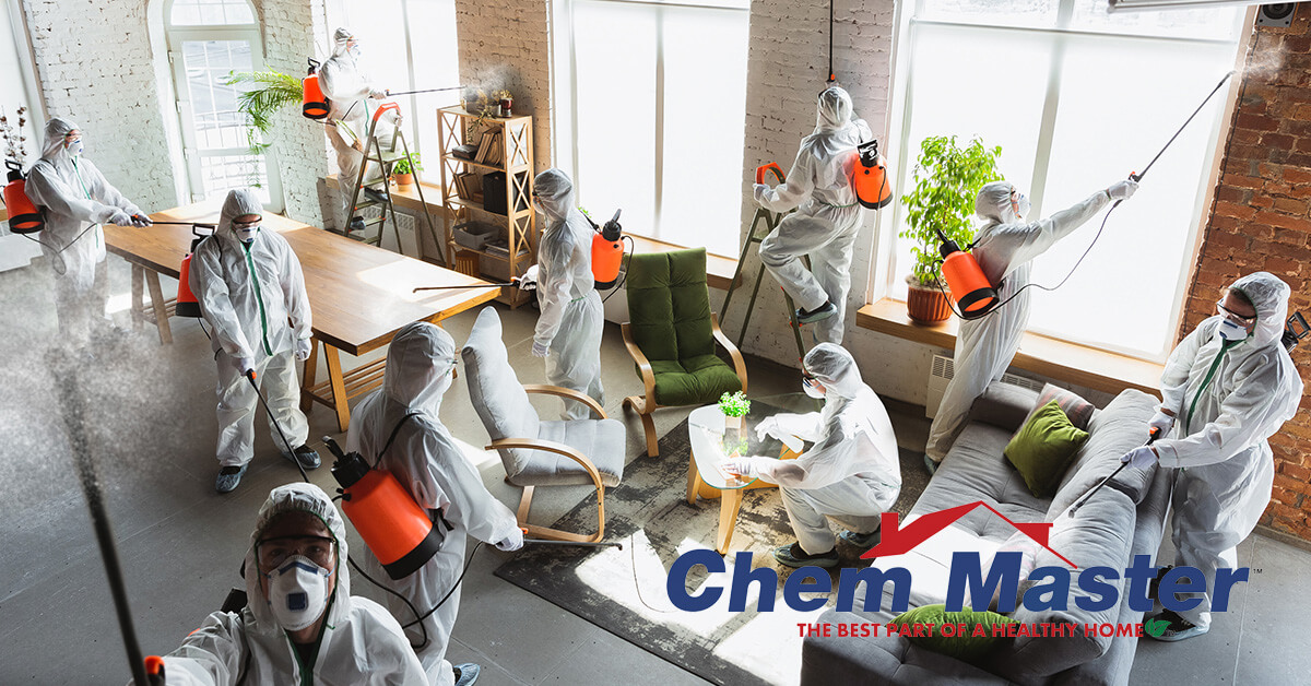 Commercial COVID-19 Cleaning Services in Rice Lake, WI
