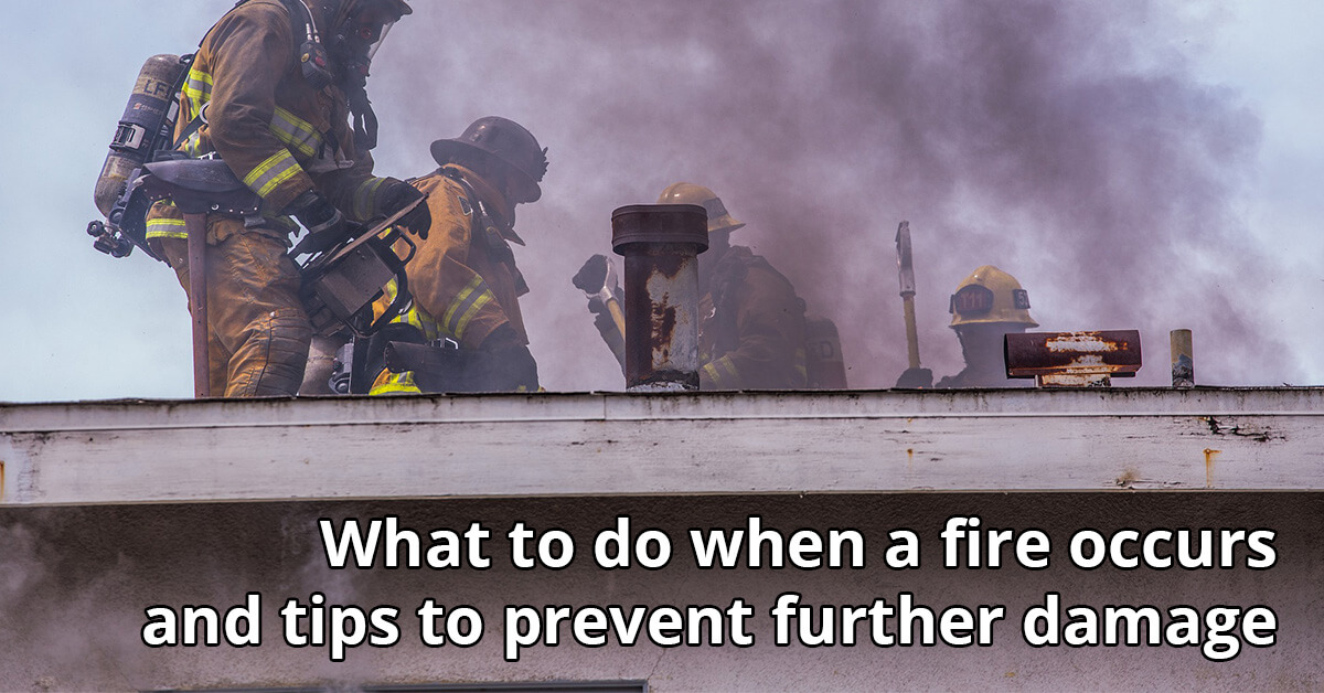 Fire and Smoke Damage Repair Tips in Altoona, WI