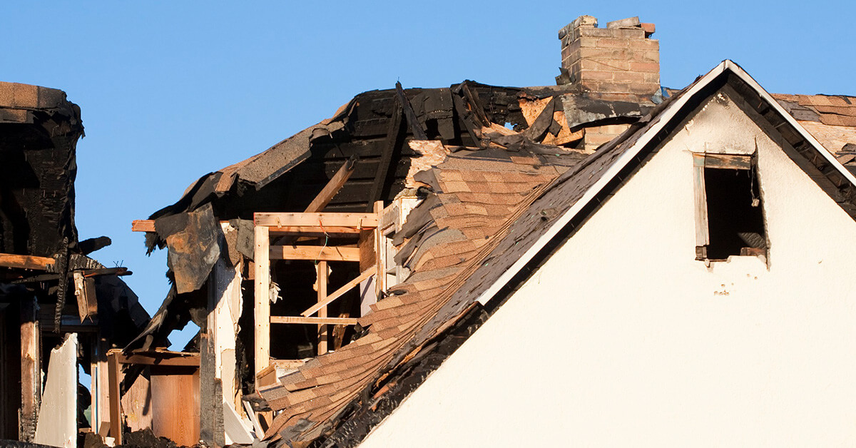 Professional Fire and Smoke Damage Repair in Elk Mound, WI