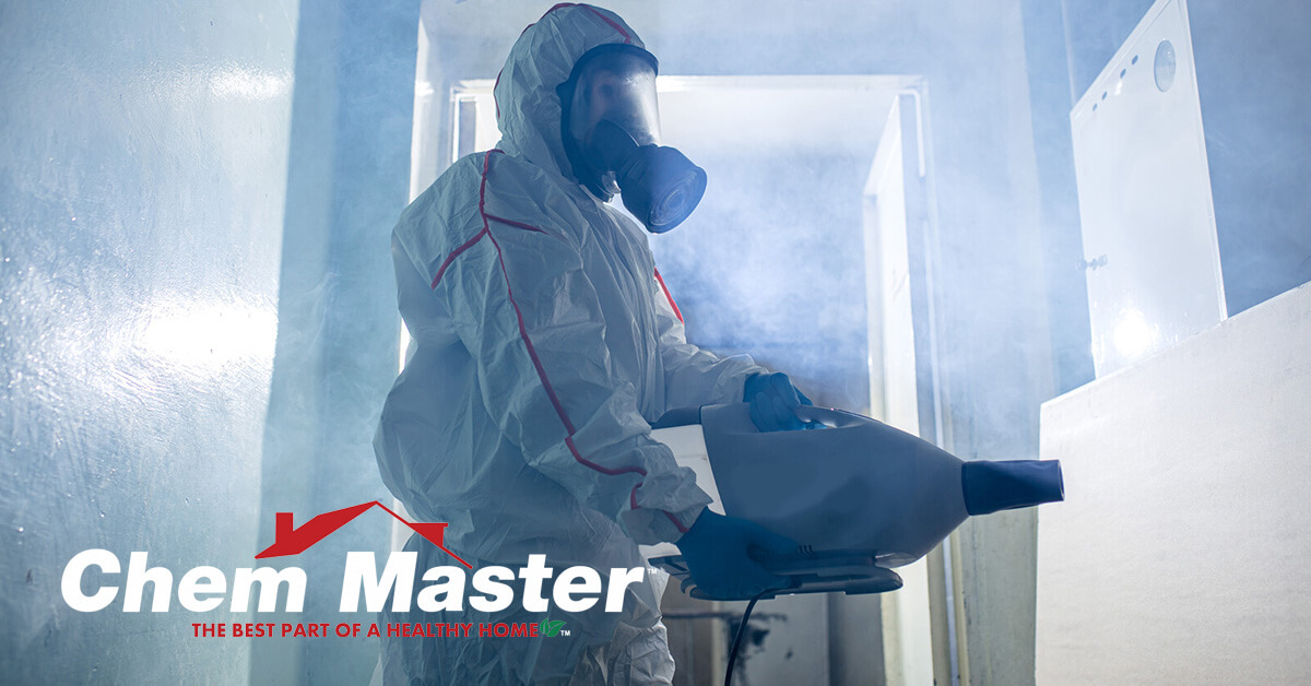 Commercial COVID-19 Sanitizing Services in Bloomer, WI