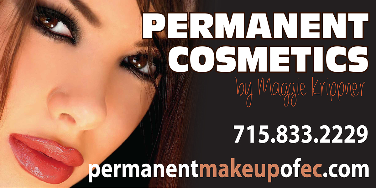 Professional Permanent Cosmetics near Altoona, WI