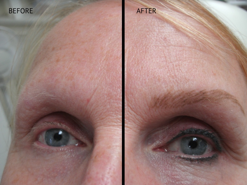 Permanent Eyeliner in Eau Claire, Wisconsin