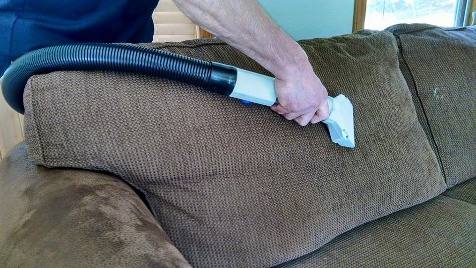Professional Upholstery cleaning in Chippewa Falls, WI