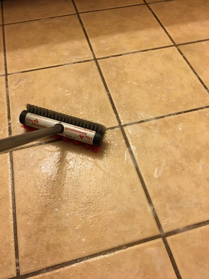 Affordable Tile and hardwood floor cleaning in Eau Claire, WI