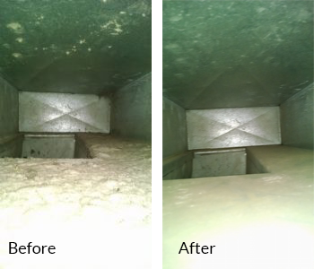 Professional Air Duct and Dryer Vent Cleaning in Chetek, WI