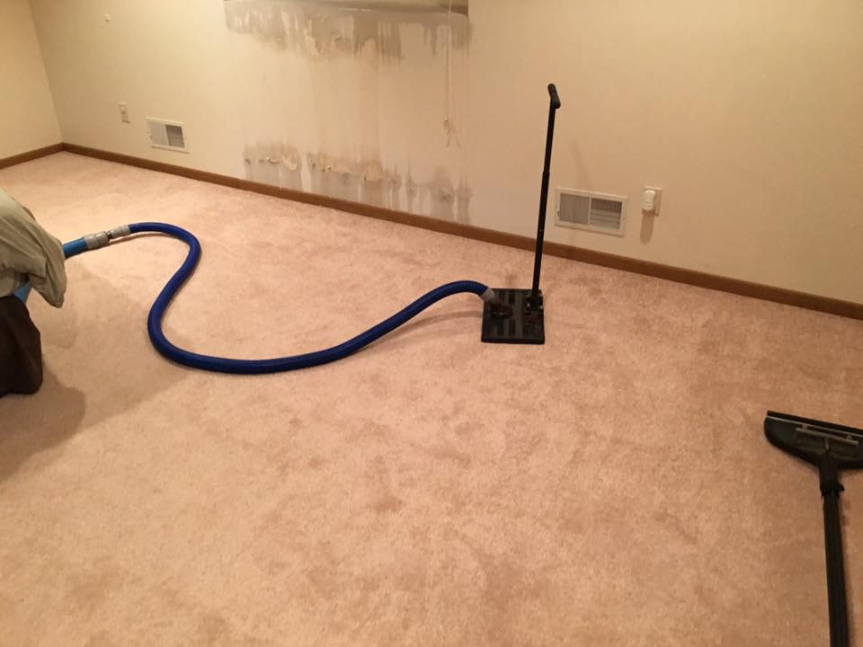 Water damage restoration in Barron, WI